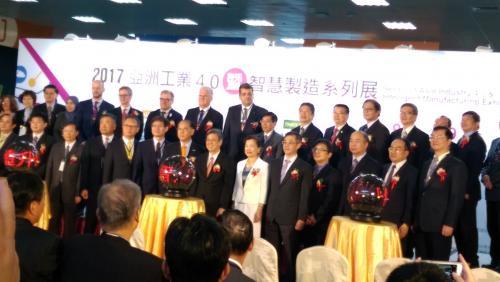 20170906 台北自動化展(機器人展)